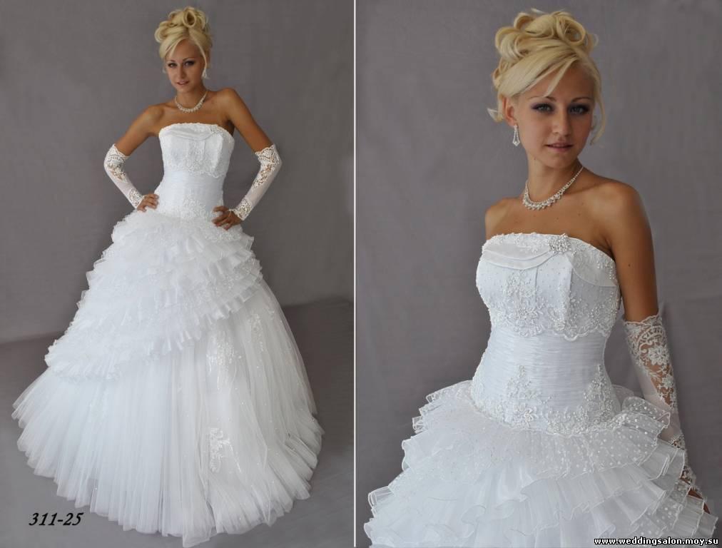 белое платья эннели